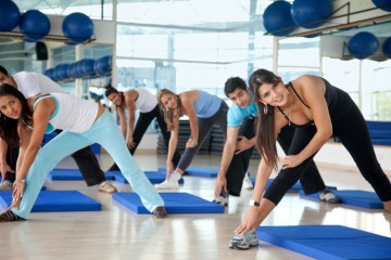 Prova gratuita palestra per la settimana del fitness